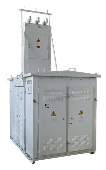 КТП-К контейнерного типа мощностью 630 и 1000 кВА