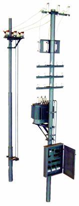 МТП (СТП) мощностью 25…100 кВА