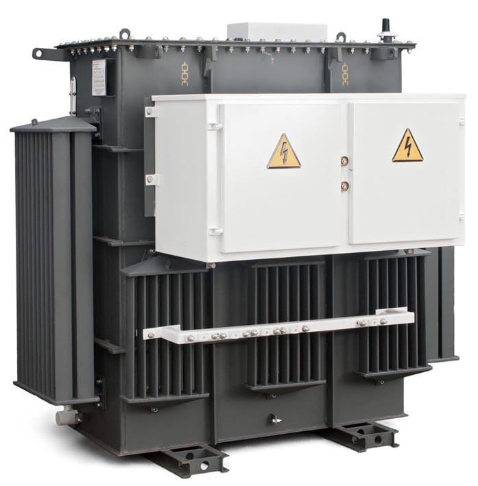 ТМПН and ТМПНГ transformers with primary voltage 6kV; 10kV